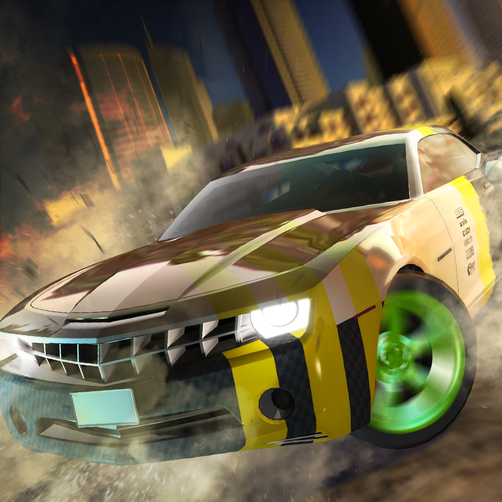 RPM: Gymkhana Racing iOS